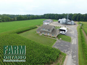 Competitively Priced Farm with Possibility of Expansion!