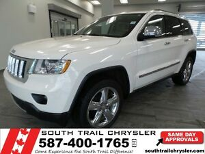2011 Jeep Grand Cherokee Overland CONTACT CHRIS FOR INQUIRIES