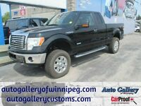 2012 Ford F-150 XLT 4x4 *Lift/Ext*