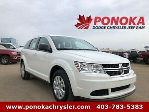 2017 Dodge Journey CVP, FWD, Bluetooth, Extended Warranty
