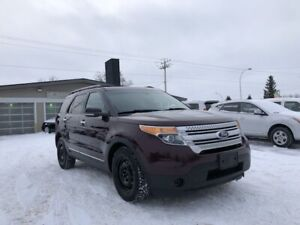 2011 Ford Explorer 4WD***Leather***Sunroof***Extra Tires+Rims XL