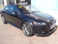 Volvo C30 2.0D 2008 R-Design SE Sport S/H 2 former keepers P/X Swap