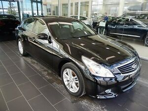 2013 Infiniti G37x Technology Package, Accident Free, One Owner,