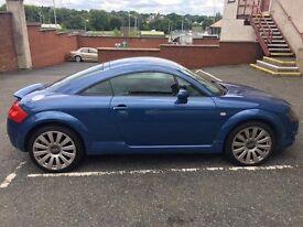 Audi 1.8 TT Coupe low miles