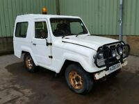 DAIHATSU F50 RV H/T 4X4 JEEP, VERY RARE, BARN FIND, MANUAL GEARS ,PROJECT, SPARES OR REPAIR, BARGAIN