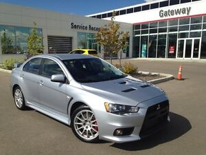 2014 Mitsubishi Lancer Evolution 4dr All-wheel Drive Sedan