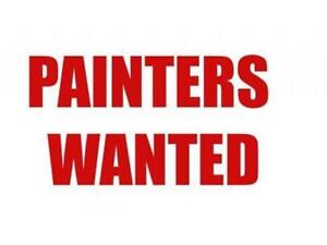 Painting Subcontractors Needed (interior/exterior)