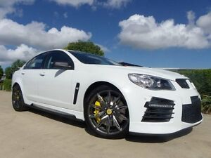 2016 Holden Special Vehicles GTS GEN F2 GTS Heron White 6 Speed Automatic Sedan Garbutt Townsville City Preview