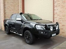 2015 Mazda BT-50 MY13 XTR (4x4) Black 6 Speed Automatic Dual Cab Utility Nowra Nowra-Bomaderry Preview
