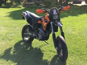 KTM smc super motard