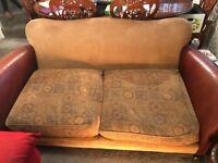 2 Huge Sofas