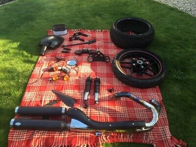2015 Harley Davidson Night Rod Special Parts - Great condition parts one lot.