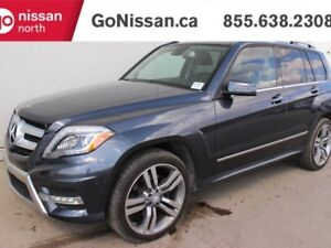 2014 Mercedes-Benz GLK-CLASS LEATHER, PANO ROOF, 4 MATIC, NAVIGA