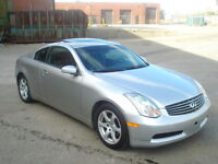2003 INFINITI G35 COUPE****DRIVES GREAT!!!MUST SEE !!!****