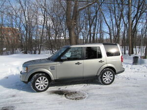 2012 Land Rover LR4 HSE SUV, Crossover