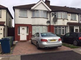 THREE BEDROOM HOUSE IN GOOD CONDITION - SOUTH HARROW