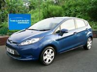 2009 FORD FIESTA 1.25 Style + [82] ONE LADY OWNER PLUS FORD F.S.H