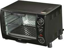 Rosewill RHTO-13001 6 Slice Black Toaster Oven Broiler with Drip Pan, capacity 0
