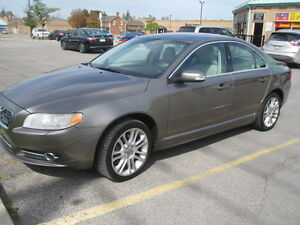 2007 Volvo S80 V8 AWD/CERTIFIED&E-TESTED/NO ACCIDENT