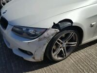 Bmw E92 320d M Sport Plus FULLY LOADED Damaged Not Mercedes Audi or Porsche