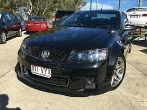 2012 Holden Ute VE II MY12 SS Black 6 SPEED Manual Utility Southport Gold Coast City Preview