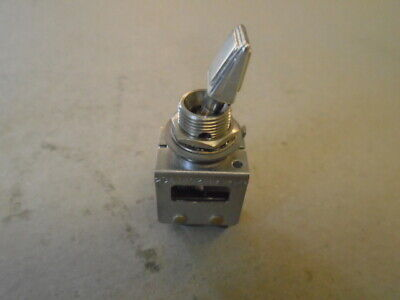 1 Ea Nos Micro Switch Toggle Switch W Various Applications  Pn 23at402-t2