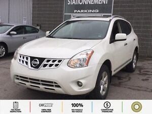 2013 Nissan Rogue S AWD! AUX! IPOD! SUNROOF! LUGGAGE/ROOF RAC...