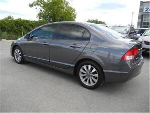 2011 Honda Civic Sdn EX-L LEATHER - SUNROOF Oakville / Halton Region Toronto (GTA) image 4