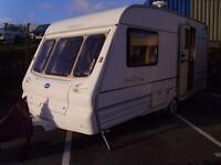 2001 Bailey Ranger 460/2 inc Motor Mover AND aWNING