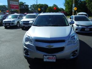 2013 CHEVROLET EQUINOX 2LT- SUNROOF, LEATHER HEATED SEATS, REAR