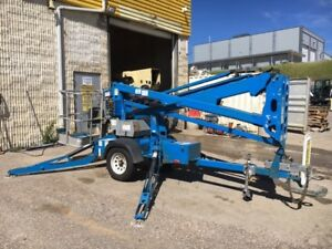 2012 Genie TZ-34/20 Towable Articulating Manlift Boom $471/ mo