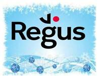 Isn't that a real Christmas gift?REGUS Dix30Offices*FREE MONTHS