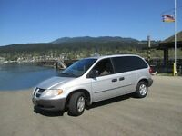 2001 Dodge Caravan SE Tricities/Pitt/Maple Greater Vancouver Area Preview