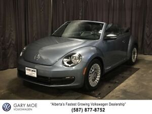 2016 Volkswagen Beetle Convertible Denim Edition,