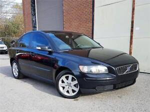 2007 Volvo S40/TOIT/MAGS/A/C/CRUISE CONTROL/GROUPE ELECTRIQUE