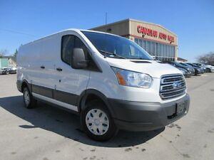 2016 Ford Transit Cargo Van LOW ROOF A/C, PW, PL, 28K!