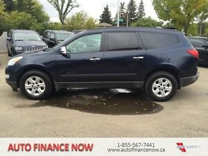 2011 Chevrolet Traverse 1LS All-wheel Drive 7 passenger Edmonton Edmonton Area image 7