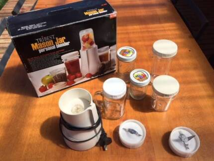 small blender - great for baby food and dressings
