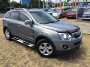 2011 Holden Captiva CG Series II 5 (FWD) Grey 6 Speed Automatic Wagon Dapto Wollongong Area Preview