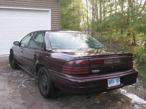 1997 Chrysler Intrepid Sedan