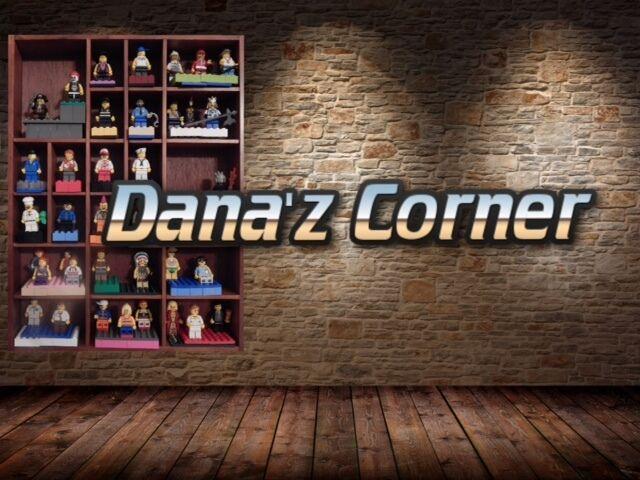 Dana z Corner