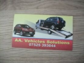 CAR RECOVERY TRANSPORT SERVICE PLEASE CALL OT TEXT FOR QUOTE 075,25,393644