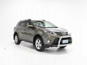 2013 Toyota RAV4 ZSA42R MY14 GXL 2WD Bronze 6 Speed Manual Wagon Cooee Burnie Area Preview