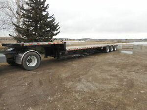 2006 Great Dane 53 foot triaxle stepdeck with ramps