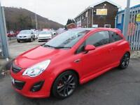 2011 11 VAUXHALL CORSA 1.2 LIMITED EDITION 3D 83 BHP
