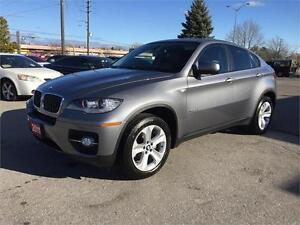 2011 BMW X6 AWD 35i|NAV|CAM|SUNROOF|LEATHER|LOW KMS|NO ACCIDEN
