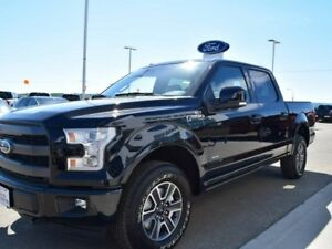 2017 Ford F-150 Lariat 4x4 SuperCrew Cab Styleside 5.5 ft. box 1