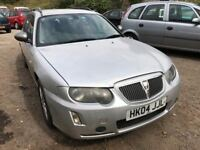 2004 Rover 75 diesel estate, starts and drives well, 1 years MOT (runs out June 2018), a pleasure to