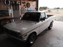 1982 Nissan Other Ute 5 speed Armidale Armidale City Preview