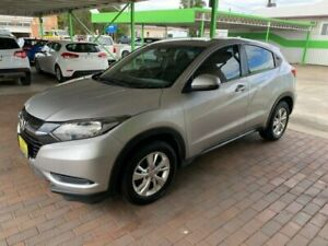 2015 Honda HR-V Silver Automatic Wagon Casino Richmond Valley Preview